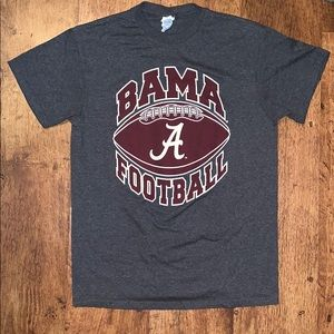 Alabama Football Adult M t-shirt